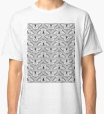 Luna Moth // botanical nature woodland butterfly moth andrea lauren  Classic T-Shirt