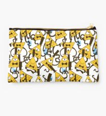 Bill Cipher pattern - plain Studio Pouch