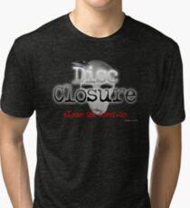 Disc Closure Tri-blend T-Shirt