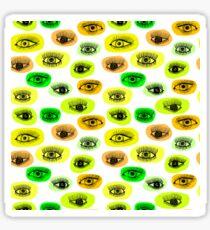 eyes motive Sticker