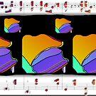 Color Piano by steeber