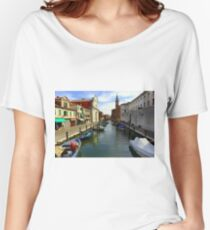 Chioggia Women's Relaxed Fit T-Shirt