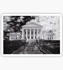 Virginia State Capitol Sticker