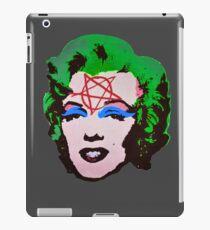 Happy Marylin iPad Case/Skin