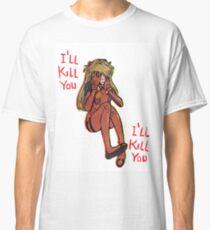 Asuka from Evangelion Classic T-Shirt