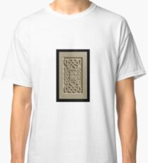 Celtic in Stone Classic T-Shirt