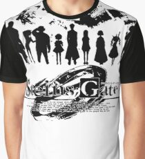 Steins;Gate - Unlimited Worldlines Graphic T-Shirt