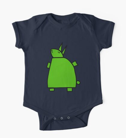 The green rabbit Kids Clothes