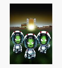 Kerbal Space Program: Fantasy Cover Entry Photographic Print
