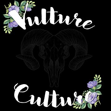Vulture Culture by Ashbel