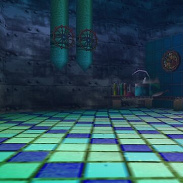 Marine Research Laboratory - The Legend of Zelda: Majora's Mask by UnitShifter