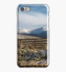 The Ochil Hills iPhone Case/Skin
