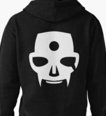 Hidan's Grim Reaper Face Marking Pullover Hoodie
