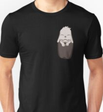 Akamaru in your pocket! T-Shirt