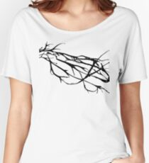 Tree Abstrat Women's Relaxed Fit T-Shirt