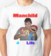 Manchild 4 Life T-Shirt