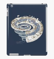 Geologic Period Timeline iPad Case/Skin