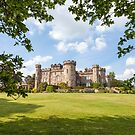 Cholmondeley Castle, Cheshire by John Keates
