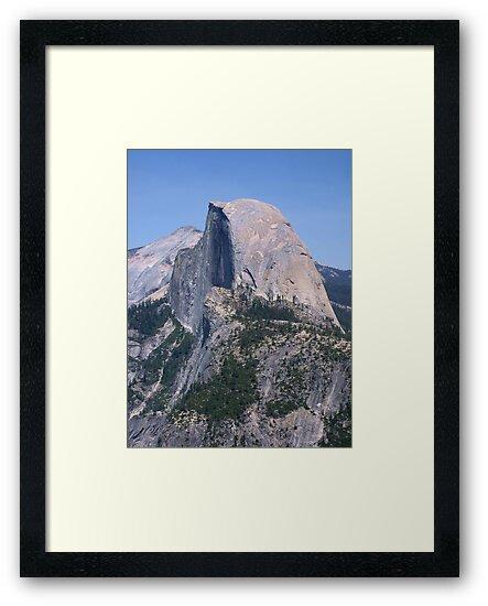 Half Dome, Yosemite National Park  by Laura Puglia