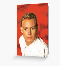 Jason Donovan - Ten Good Reasons Greeting Card