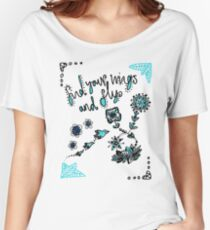 Find Your Wings And Fly Women's Relaxed Fit T-Shirt
