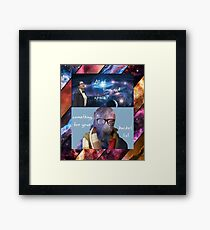 Doctor Who - Osgood: All of Time and Space Framed Print