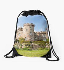 Cholmondeley Castle, Cheshire Drawstring Bag