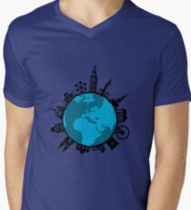 European City Attractions T-Shirt