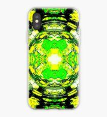 Crystal Circle iPhone Case