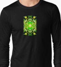 Crystal Circle Long Sleeve T-Shirt