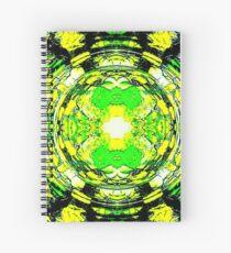Crystal Circle Spiral Notebook