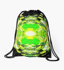 Crystal Circle Drawstring Bag
