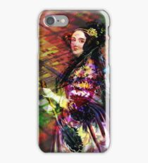 Ada Lovelace - Rainbow of Microchips iPhone Case/Skin
