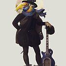 Bird of the street by MathijsVissers