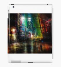 Pris and the Blade Runner Blues iPad Case/Skin