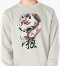 Wolf Pullover