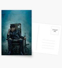 Rebel King Postcards