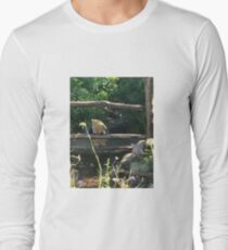 Winnie the Pooh Photograph Long Sleeve T-Shirt