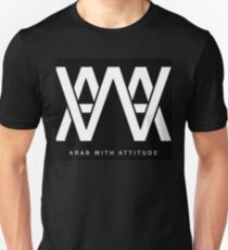 AWA - Arab With Attitude Unisex T-Shirt