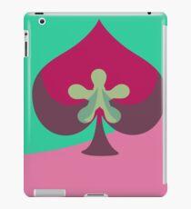 Spade iPad Case/Skin