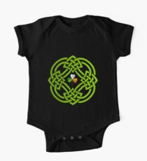 Celtic Knot One Piece - Short Sleeve