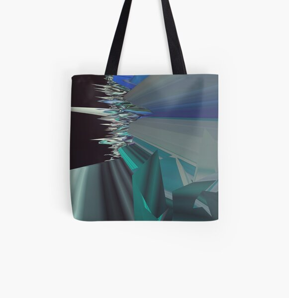 0057 All Over Print Tote Bag