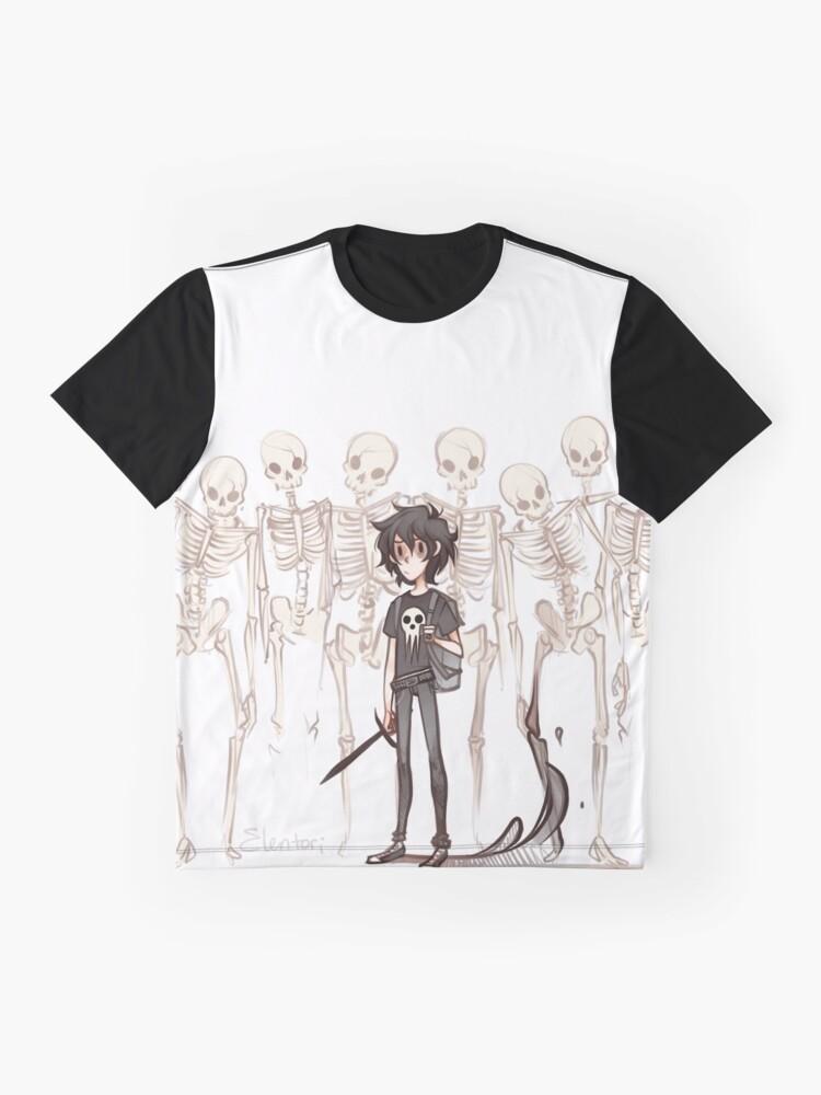 Vista alternativa de Camiseta gráfica Soldatino