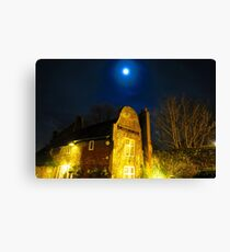 Adam and Eve Public House, Norwich, England Canvas Print