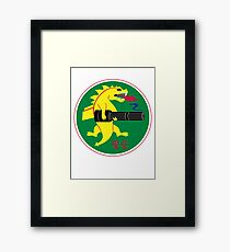 25th Fighter Squadron Framed Print