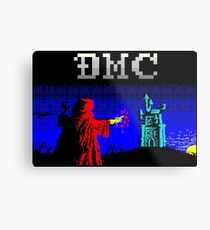 DMC Wizard Metal Print