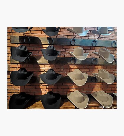 Stetson Country  Photographic Print