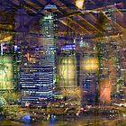City Life 3 by blacknight
