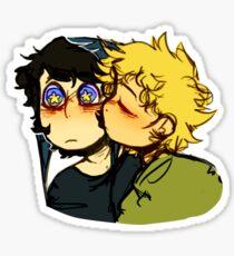 Tweek x Craig sticker Sticker