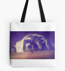 Do I have to get up? | Stanleigh and Friends Tote Bag